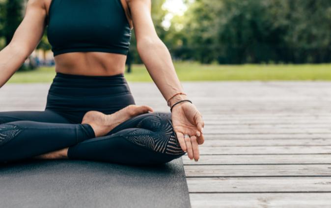 vježbanje joge